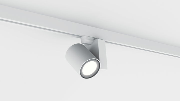 The luminaire is simple and elegant to look at, is flexible, easily adjusted and uses the latest and best technology
