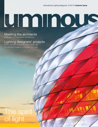 Luminous 15, International Lighting Magazine - Autumn 2015/16