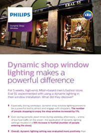 Perfectscene Dynamic Window brochure