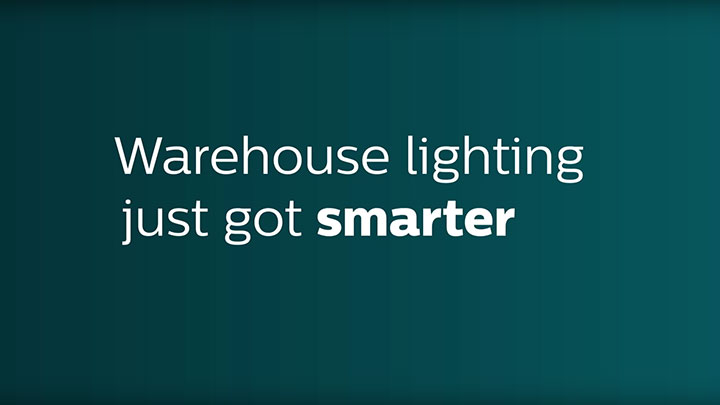 Green Warehouse - Storage lighting
